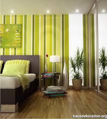 wandgestaltung schlafzimmer streifen grüne streifen schlafzimmer wandgestaltung grün