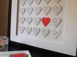 1st wedding anniversary gift ideas wedding anniversary gifts wedding anniversary presents for