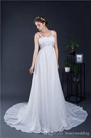 maternity wedding dresses 100 discount cheap maternity wedding dresses 2017 spaghetti straps