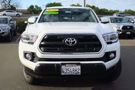 certified used 2017 toyota tacoma for sale in merced ca vin
