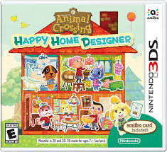 amazon com animal crossing happy home designer 3ds nintendo
