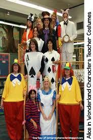Halloween Costumes Alice Wonderland 15 Halloween Costume Ideas Teachers Halloween Costumes