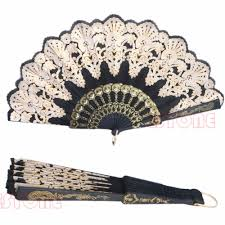lace fan buy black lace fan and get free shipping on aliexpress