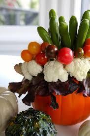 edible pumpkin centerpieces for your table diy pumpkin