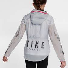 nike impossibly light women s running jacket nike impossibly light older kids girls running jacket nike com gb