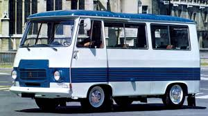 old peugeot van peugeot j7 wagon u00271965 u201380 youtube