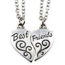 engraved necklaces for customized best friend necklaces for 2 personalized couples