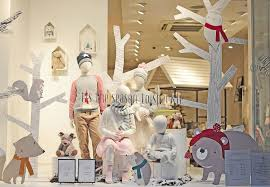 manchester u0027s best christmas windows displays at shops and