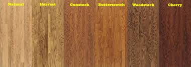 bruce gunstock hardwood flooring wood floors
