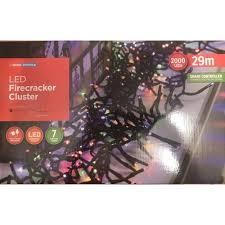 Led Cluster Lights Multi Firecracker Cluster Lights