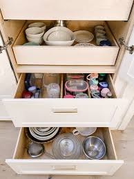 kitchen cupboard with drawers how to organize kitchen drawers modern glam interiors