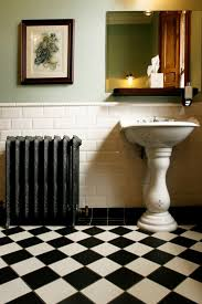 black and white tile bathroom ideas the 25 best black white bathrooms ideas on