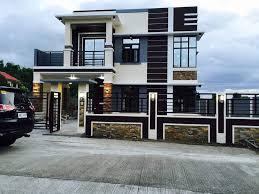 double story modern house design myhomemyzone com