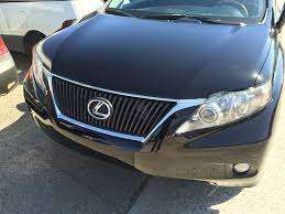 lexus of tustin service 2011 lexus rx 350 u2013 body craft oc