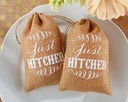 burlap favor bags best 25 burlap favor bags ideas on wedding favour