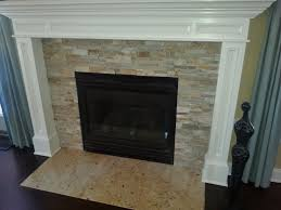 stack stone fireplaces stacked stone fireplace the great fresh