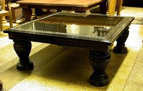 square mahogany coffee tables by mahogany tables inc