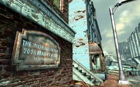 Fallout 3 Map by 10 Of The Creepiest Unmarked Locations U0026 Encounters In Fallout 3