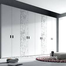 Bedroom Wardrobe Doors Designs Modern Wardrobe Door Designs For Bedroom Wardrobe Doors Made
