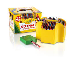 amazon com crayola ultimate crayon collection 152 pieces art