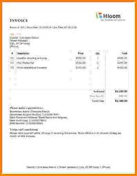 3 photography invoice example short paid invoice