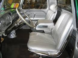 seats for my 65 f100 the h a m b