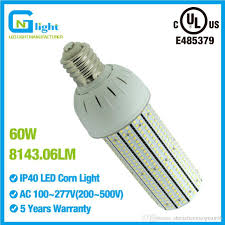 Mercury Vapor Light Fixtures 175 Watt by Best 175 Watt Mercury Vapor Lamp Cfl Replacements E40 60w Led Corn