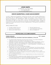 5 marketing resume example free samples examples u0026 format