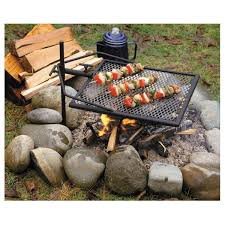 Firepit Grille Adjust A Grill 13570 Sports Outdoors