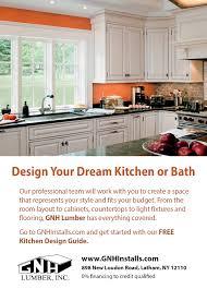 design your kitchen free design your dream kitchen or bath gnh design showcase