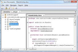 decompile apk decompile android apk file instinct coder