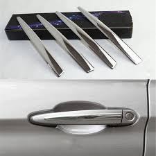 Cheap Door Handles Online Get Cheap Bmw 1 Series Chromium Styling Door Handles Cover