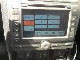 denso visteon cd132 ford mondeo mk3 z 2004 r brak opcji radia