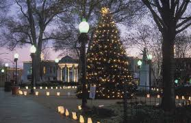 lighted santa s workshop advent calendar marietta calendar marietta christmas tree lighting