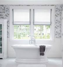 ideas for bathroom curtains bathroom bathroom window treatments modern blinds and shades