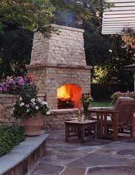 brick outdoor fireplace design popular outdoor fireplace design