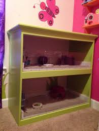 How To Make A Dollhouse Out Of A Bookcase 11 Diy Guinea Pig Cage Ideas Diy Projects