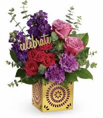 georgetown flowers teleflora s thrilled for you bouquet georgetown flowers gifts
