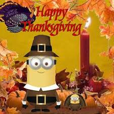 hapy thanksgiving minion pictures photos and images for