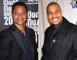 Omar Gooding and brother, Cuba Gooding, Jr