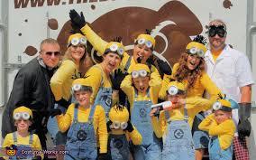 Minion Womens Halloween Costume Minions Diy Group Halloween Costume