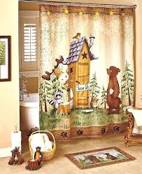 Country Bathroom Shower Curtains Rustic Country Shower Curtains Renewableenergy Me