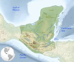 Southern Mexico Map by Pre Contact Americas Article Khan Academy