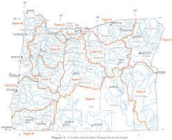 map of oregon us 1200px usgs oregon river basins on map of northwest us rivers