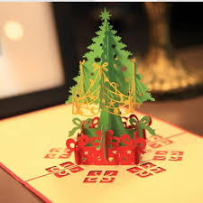 popular 3d paper christmas tree buy cheap 3d paper christmas tree