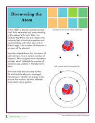 atoms and molecules worksheet free worksheets library download