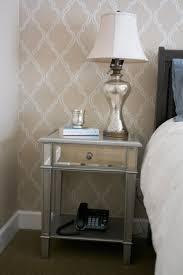 Pier One Mirrored Nightstand Best 25 Mirrored Nightstand Ideas On Pinterest Mirror Furniture