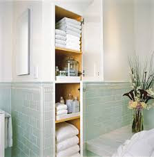 Built In Bathroom Furniture Awesome Built In Linen Amazing Ideas With Baseboards Built Ins Shower