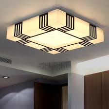 large flush mount ceiling light white and black acrylic flush mount led ceiling lights modern light