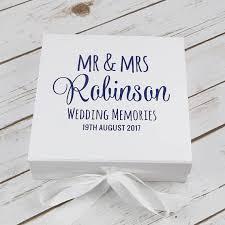 wedding gift keepsake box wedding keepsake box wedding gift wedding memories box